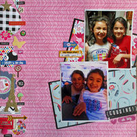 Cousins - Sunday Scrapper Sassy Challenge NDS
