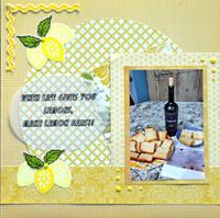 When Life Gives You Lemons, Make Lemon Bars!