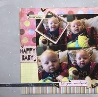 Happy Baby/ 2-4-6-8 challenge