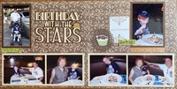 Birthday with the Stars
