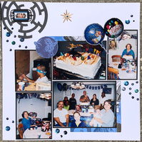 Star Was Birthday Party
