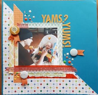 Yams? Yum!