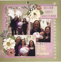 Gillian's Christening
