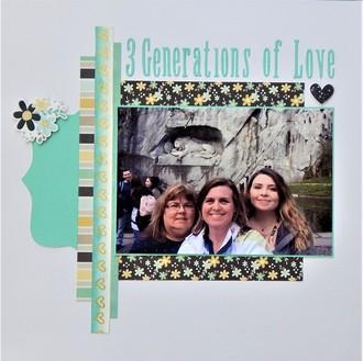 3 Generations of Love
