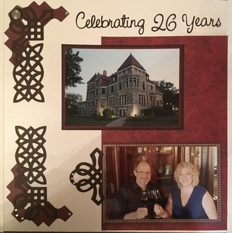 Celebrating 26 years - 2 pager