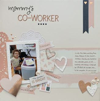 Mommy's Co-worker