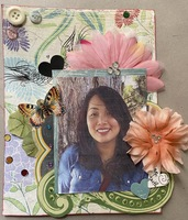 Mother's Day layout challenge