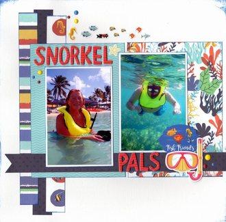 Snorkel Pals