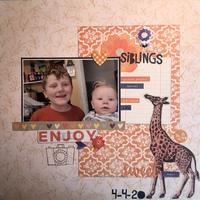 Siblings/Becky Fleck #171