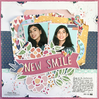 New Smile Layout
