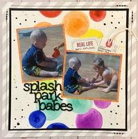 Splash Park Babes
