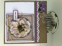 """Love You"" card"