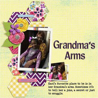 Grandma's Arms