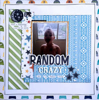 Random Crazy (May 2020 Make The Cut Challenge)