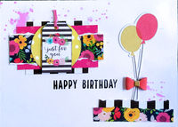 Happy Birthday (May 2020 Card Challenge)