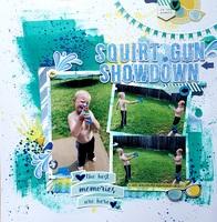 Squirt Gun Showdown