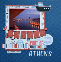 Port of Athens