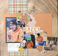 Becky Fleck #173/ Happy Camper