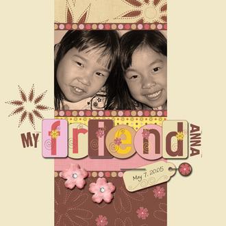 My Friend Anna