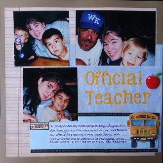 Official Teacher