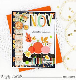 Celebrate November
