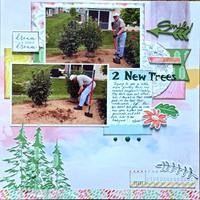 2 New Trees