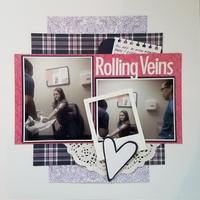 Rolling Veins