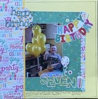 Happy Birthday/ June Rewind
