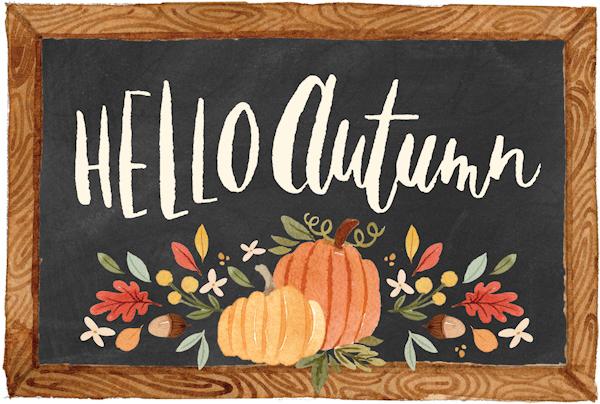 Hello Autumn Carta Bella