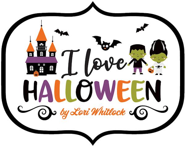 I Love Halloween Echo Park Lori Whitlock