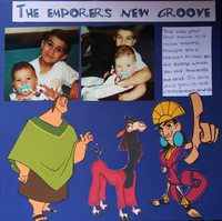 The Emporer's New Groove
