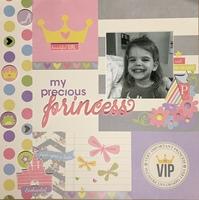 my precious princess