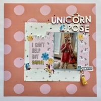 Unicorn Pose