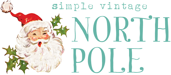 Simple Vintage North Pole Simple Stories