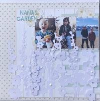 Nana's Garden/ MMC June15 #1
