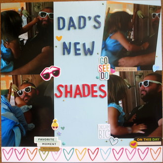 Dad's New Shades