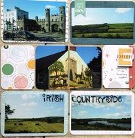 Irish Countryside/ June Pocket Page