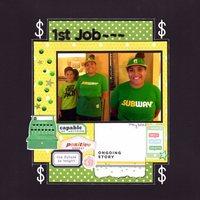 1st Job