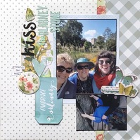 Kiss the Blarney Stone/ Becky Fleck #178