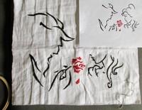 Current cross-stitch project