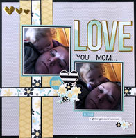 Love You Mom... (July 2020 Title Challenge)