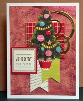 Joy to You card #1