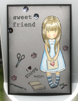 ATC for Sweet Friend