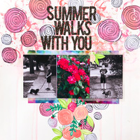 Summer Walks With You