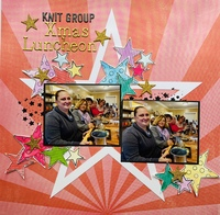 Knit Group Xmas Luncheon