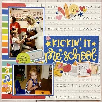 Kickin It Preschool