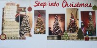 Step into Christmas