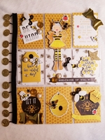 Bee Julie Nutting Pocket Letter
