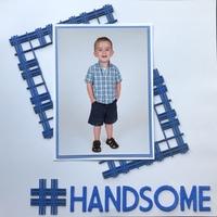 #Handsome