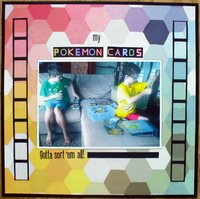 DS2 Pokemon cards